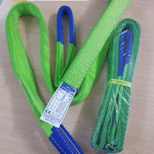 dây cáp vải bản dẹt 2 tấn