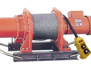 tời điện 400kg