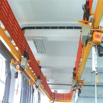 cẩu trục mono rail