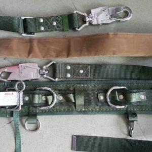 dây an toàn 2 móc haru