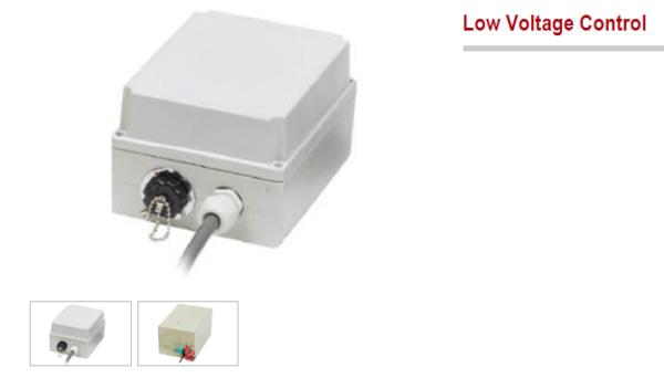 hộp điều khiển điện áp thấp
