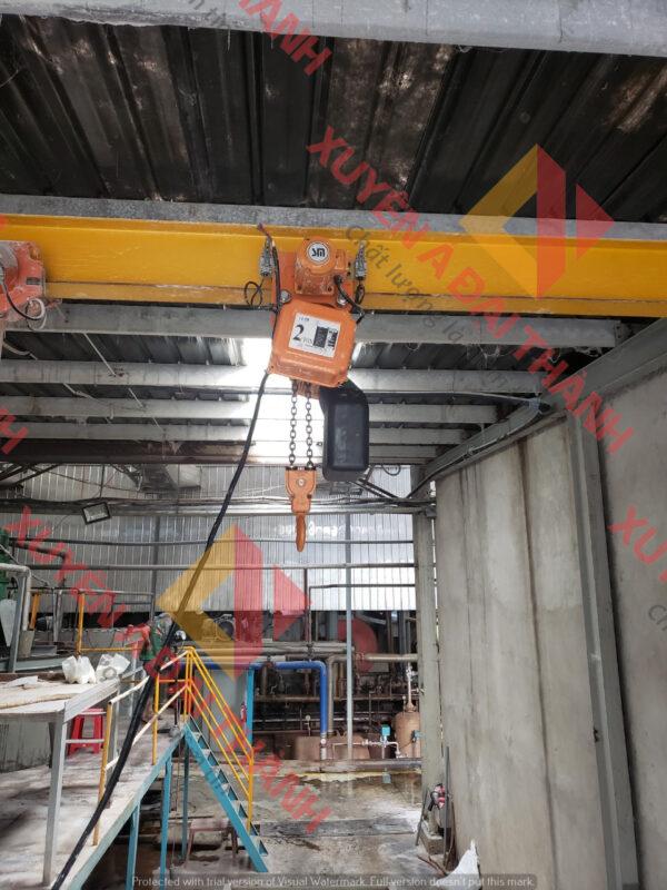 Lắp Đặt Palang Điện Hàn Quốc SAMSUNG