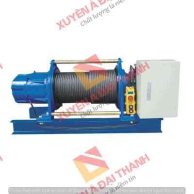 Tời cáp điện Đài Loan 1,1 tấn KIO - Winch Model GG - 1100