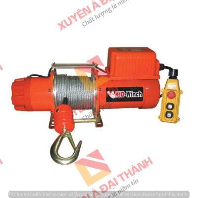 Tời điện đa năng 200kg Đài Loan KIO Winch Model GS-200