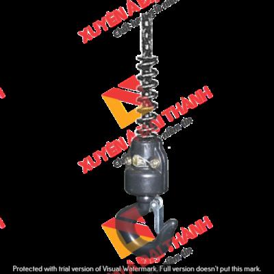 Pa lăng xích điện 1 tấn cố định KIO- Winch Model RCH- 1000