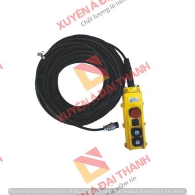 Tời điện 500kg Remote 24V KIO – Winch Đài Loan Model GRV- 500l