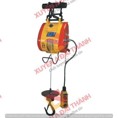 Tời treo Mini 180kg KIO- Winch Đài Loan Model KIO- 180