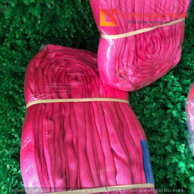 Cáp Vải Cẩu Hàng Bản Tròn Thương Hiệu SAMWOO